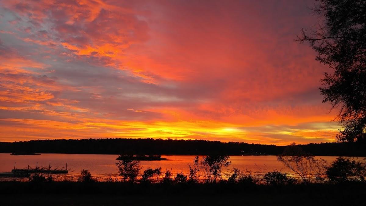 morning after sunrise